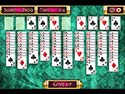 Screenshot: Double Freecell Solitaire Game