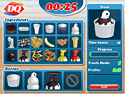 in-game screenshot : DQ Tycoon (mac) - Ready, set, soft serve!