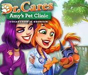 Dr. Cares: Amy's Pet Clinic Collector's Edition Game Featured Image