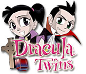 Dracula Twins Game Featured Image