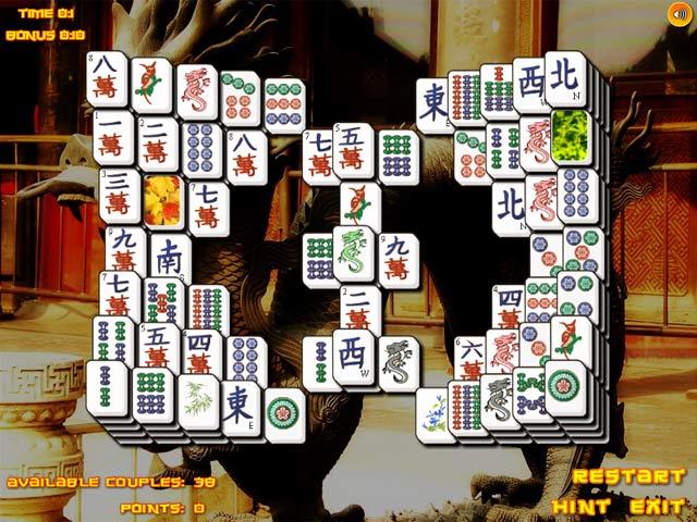 Download Dragon Mahjong