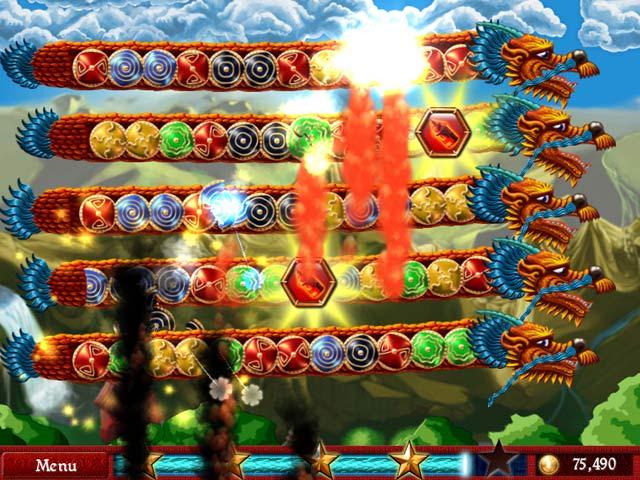 Dragon Portals Screenshots