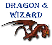 Dragon & Wizard