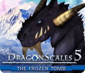 DragonScales 5: The Frozen Tomb for Mac Game