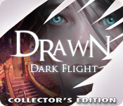 Drawn®: Dark Flight  Collector's Edition Game Featured Image