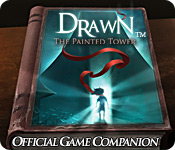 Drawn: The Painted Tower  Deluxe Strategy Guide feature
