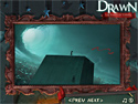 in-game screenshot : Drawn: The Painted Tower  Deluxe Strategy Guide (pc) - Beware! Darkness approaches the tower!