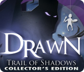 Drawn: Trail of Shadows Collector's Edition - Online