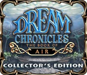 Dream Chronicles: The Book of Air Collector's Edition for Mac Game