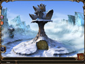 in-game screenshot : Dream Chronicles: The Book of Air Collector's Edition (mac) - Help Lyra escape a strange dimension!