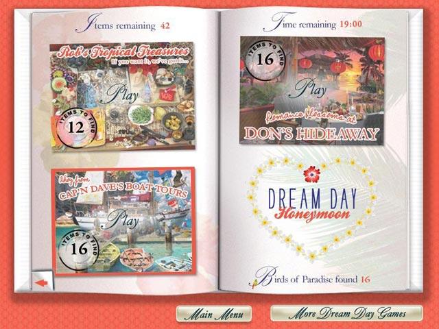 Dream Day Honeymoon 夢幻蜜月