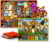 Buy PC games online, download : Dreamland Solitaire: Dragon's Fury