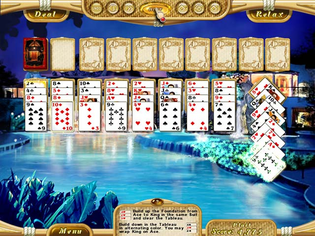 Dream Vacation Solitaire Screenshot http://games.bigfishgames.com/en_dreamvacationsolit/screen2.jpg