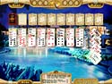 in-game screenshot : Dream Vacation Solitaire (pc) - More than 30 solitaire variations!