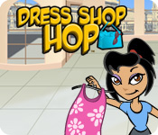 Dress Shop Hop Feature Game