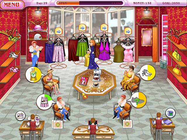 Click To Download Dress Up Rush