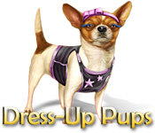 Dress-up Pups Game Featured Image
