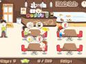 in-game screenshot : Drink Cafe (og) - Serve up delicious treats in Drink Café!