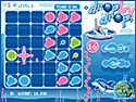in-game screenshot : Drop by Drop (og) - Pop those puzzling puddles!