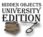 game - Dynamic Hidden Objects - University Edition