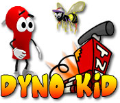 Dyno Kid Game Featured Image