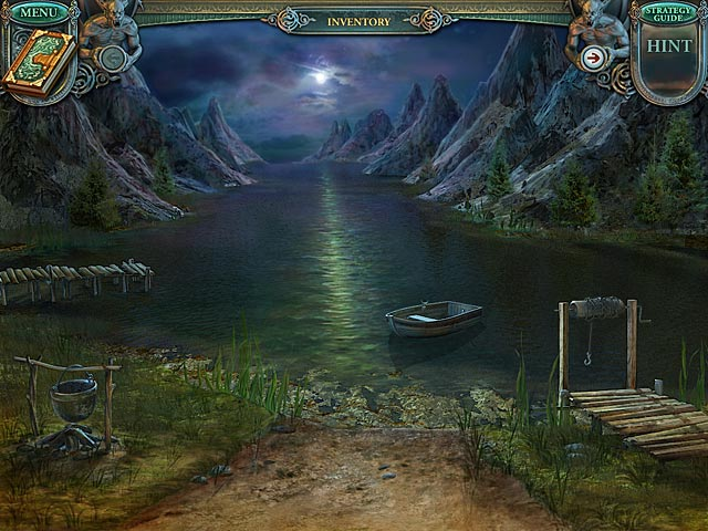 Echoes of the Past: The Citadels of Time - Screenshot