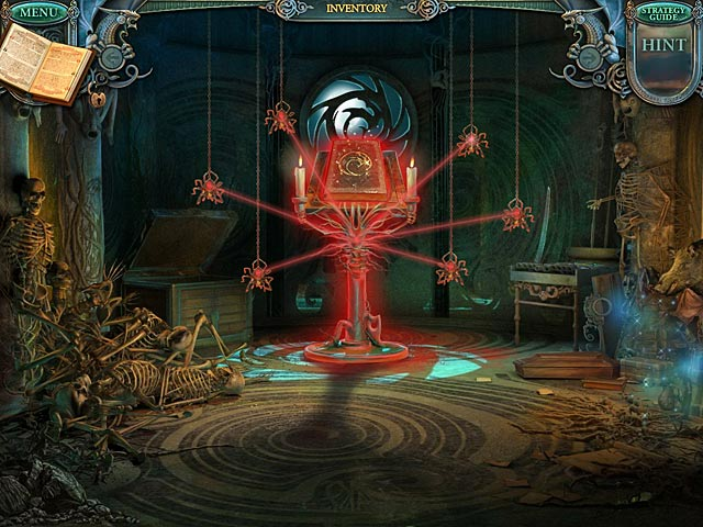 Gra Echoes of the Past: The Revenge of the Witch Collector's Edition Gra Bezpłatne