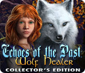 Echoes of the Past: Wolf Healer Collector's Edition Game Featured Image