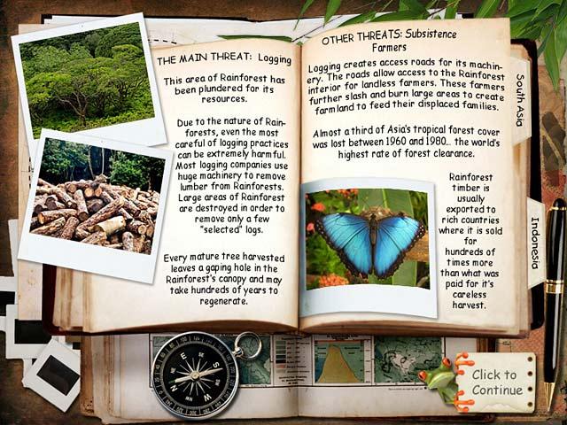 Bezpłatne pobieranie EcoRescue: Project Rainforest