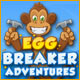 Free online games - game: Egg Breaker Adventures