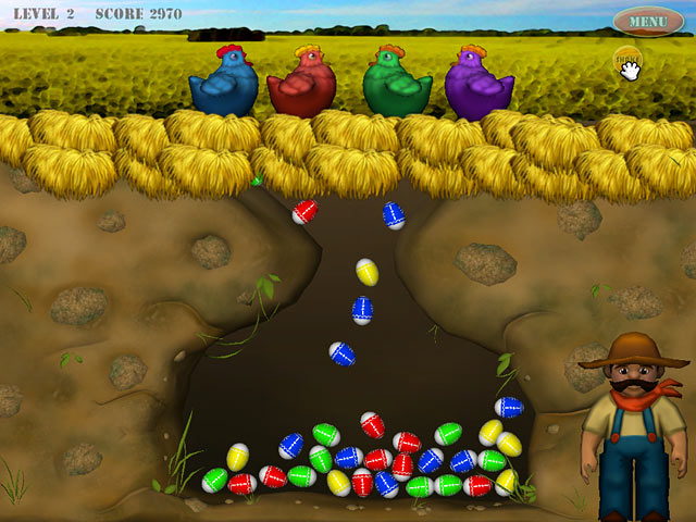 Egg Fighter - Fighting Games - 2 Player Games