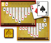 Download Egypt Solitaire Game