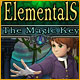 Free online games - game: Elementals: The Magic Key