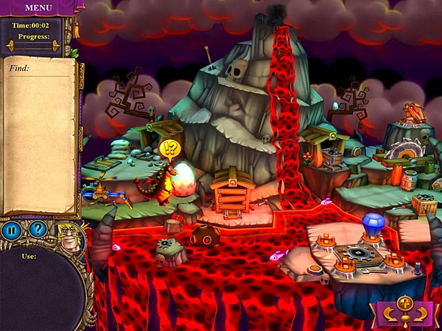 Elementary My Dear Majesty (Hidden Object Game from Big Fish)
