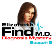Elizabeth Find M.D.: Diagnosis Mystery, Season 2 Game Featured Image