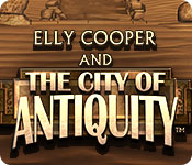 Elly Cooper and the City of Antiquity Game Featured Image