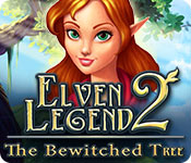 Elven Legend 2: The Bewitched Tree for Mac Game