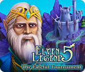 Elven Legend 5: The Fateful Tournament Game Featured Image
