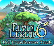 Buy PC games online, download : Elven Legend 6: The Treacherous Trick