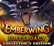Emberwing: Lost Legacy Collector's Edition for Mac Game