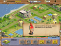 in-game screenshot : Empire Builder - Ancient Egypt (mac) - Build an empire from the sands of time!