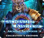 Enchanted Kingdom: Arcadian Backwoods Collector's Edition for Mac Game