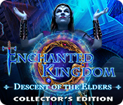 Enchanted Kingdom: Descent of the Elders Collector's Edition for Mac Game
