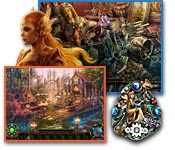 Enchantia: Wrath of the Phoenix Queen - Mac