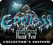 Endless Fables: Frozen Path Collector's Edition Game Featured Image