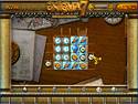 in-game screenshot : Enigma 7 (pc) - Explore this mysterious Match 3 sequel.