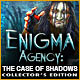 Enigma Agency: The Case of Shadows Collector&#039;s Edition Game
