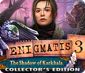 Enigmatis 3: The Shadow of Karkhala Collector's Edition Game Featured Image