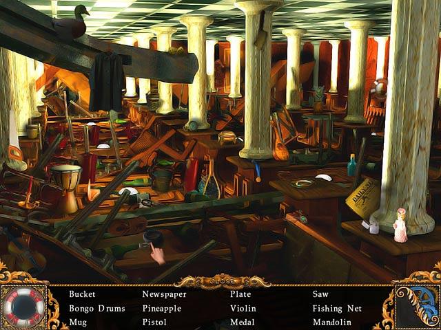 Gra Epic Escapes: Dark Seas Gra Bezpłatne