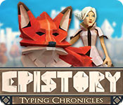 Epistory: Typing Chronicles Game